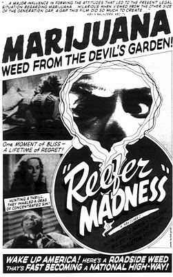 Reefer Madness: Federal Official Calls Pot Growers Dangerous TERRORISTS