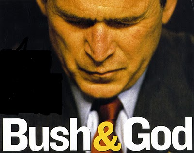 BUSH'S LATEST EXECUTIVE ORDER & JURISDICTION