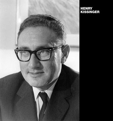 Kissinger's Machiavellian Path