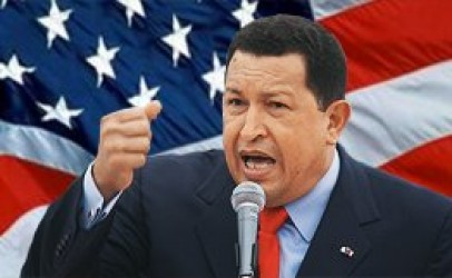 Hugo Chavez Vows to Bury the Fascists of the U.S. Empire in the 21st Century