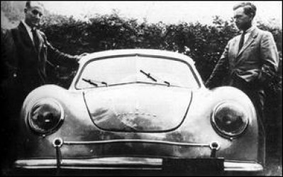 Porsche and the Nazis