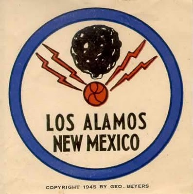 los alamos emblem The Path to 9/11: PART 19 – Los Alamos, Fleishman Hillard, ES&S Revisited & an Original Blue Dog