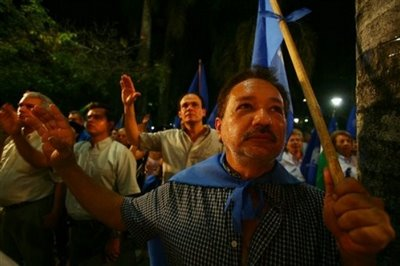 Right-wing Coup Threat in Bolivia