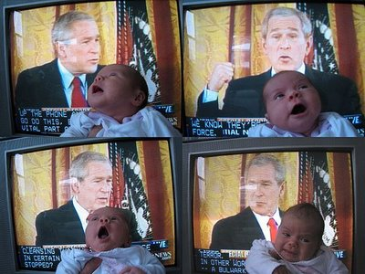 Bush Lied, Knew He Was Lying, Thought It Was Funny, and Killed Over a Million People