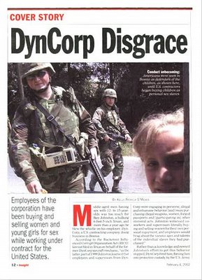 Who Owns Dyncorp?