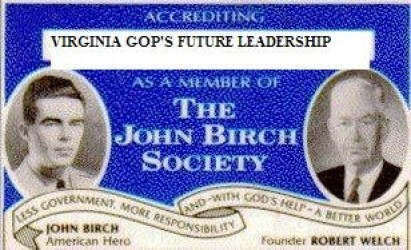 Ron Paul Goes Birch — John Birch
