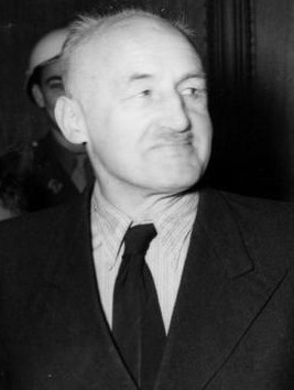 THE LAST WORDS OF NAZI RACIAL HYGENICIST JULIUS STREICHER