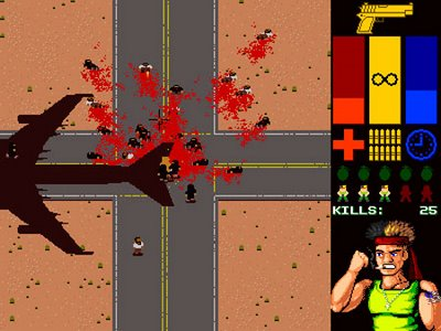 'Muslim Massacre' Computer Game a Parody on US Foreign Policy?