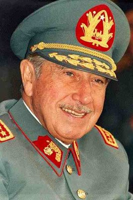 McCain and Pinochet: Palling Around with Dictators