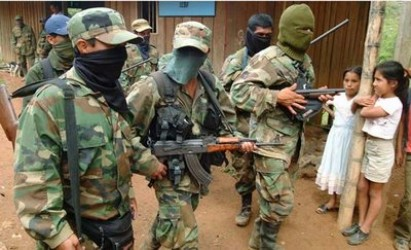 Colombian Army is Accused of Killing Poor Civilians and Labeling them Insurgents