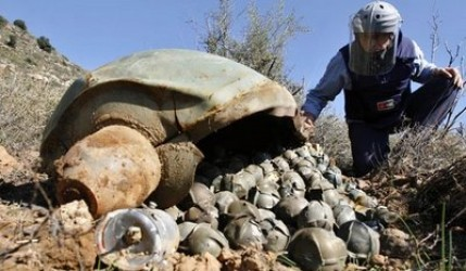 Afghans Sign Treaty Banning Cluster Munitions – Bush Bund Refuses to Sign