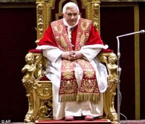 "SF Chronicle: ""Pope Benedict at Christmas – Preaching Bigotry Disguised as Compassion"""
