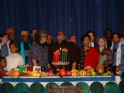 Kwanzaa: A CIA Creation to Promote Racial Separation