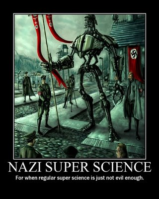 Deep Roots of Nazi Science Revealed