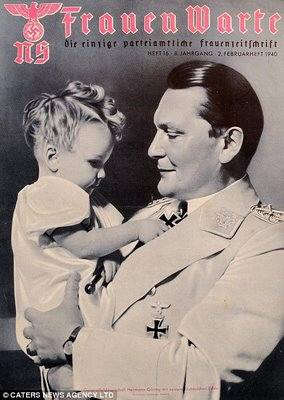 When Goering was a Pin-Up: The German Women's Magazines that Mixed Fashion with Fascism