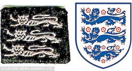 UK: For Sale, the Deadly Three Lions Badge of the British SS