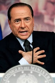Berlusconi Says 'I'm no Saint' in Response to Tapes With Escort