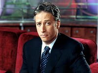 Jon Stewart Walks in Cronkite's Footsteps