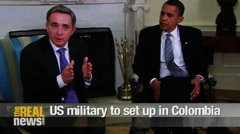 US Military to Set Up in Colombia