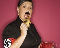 Roseanne Barr in Hitler Drag: I Don't Even want to Know what this is all about ...