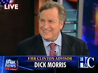 Dick Morris, Fox News Political Hooker, and the DC Madam