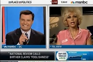 Orly Taitz and the Birthers Falling Down into the Rabbit Hole
