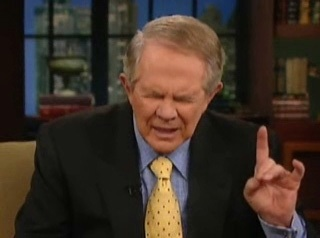 Fascist Pat Robertson: Islam isn't a Religion; Treat Muslims like Fascists