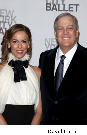 Right-Wing Billionaire David Koch Funding Swift Boat Campaign Against Global Warming Science