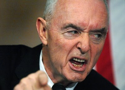 NBC Continues to Highlight DynCorp's Gen. Barry McCaffrey
