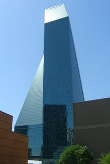 THE BUSINESS OF TERROR: FBI-Stung Terrorist Targeted Dallas Office Tower where CIA Agent/County GOP Chairman Works; CIA Cocaine, Sovereign Deed/Triple Canopy, GW Bush & 9/11 Ties