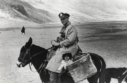 Ernst Schafer, Nazi Occultism & the Search for Aryan Supermen in Tibet