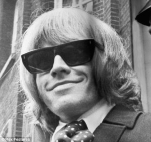 1) Has the Riddle of Rolling Stone Brian Jones's Death been Solved at Last?, 2) Jones Case will not be Re-Opened Despite Murder Evidence