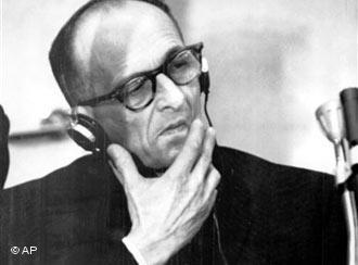 'Sensational' New Claims over Nazi Eichmann