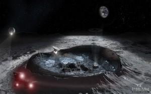 Nazis on the Moon: 'Iron Sky' is a Wrap