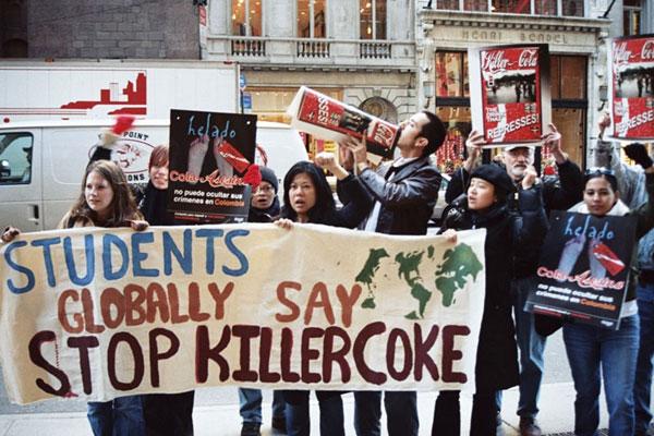 Killer Coke: The Egregious History of the Coca-Cola Company
