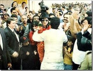 Michael Jackson and Shiv Sena