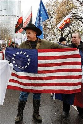 Key Neo-Nazi Activist Emerges in U.S., Russia